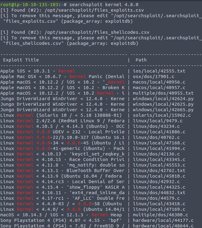 Amazing TryHackMe SkyNet WriteUp